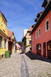 Sighisoara Stockbild