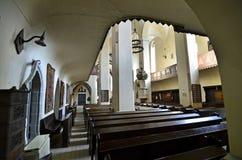 Sighisoara cathedral Stock Image