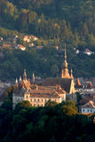 Sighisoara church  Stock Photos
