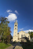 Sighisoara- Church Saint Joseph Stock Image