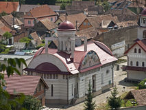 Sighisoara church Stock Photos