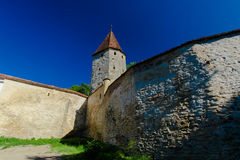 Sighisoara citadel Royalty Free Stock Images