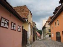Sighisoara histórico Rumania imagen de archivo libre de regalías
