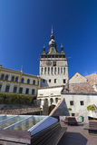 Sighisoara landmark Royalty Free Stock Photo
