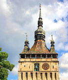 Sighisoara medieval city Royalty Free Stock Photography