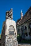 Sighisoara in Roemenië royalty-vrije stock fotografie