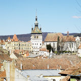 Sighisoara, Romania Stock Photography