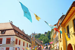 Sighisoara, Romania Royalty Free Stock Image