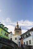 Sighisoara, Romania Royalty Free Stock Images