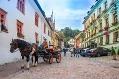 Sighisoara, Romania, Europe Stock Photography