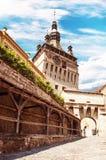 Sighisoara-Romania Stock Photography