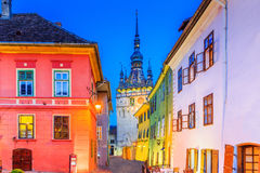 Sighisoara, Romania. royalty free stock images