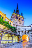 Sighisoara, Romania. stock photography