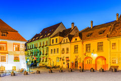 Sighisoara, Romania. royalty free stock image