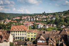 Sighisoara, Romania Stock Photography