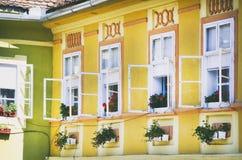 Sighisoara in Romania,Transylvania Royalty Free Stock Images
