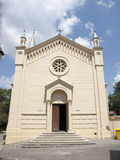 Sighisoara - Romano Catholic church Royalty Free Stock Photography
