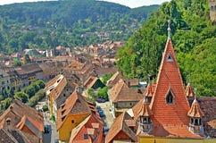 Sighisoara, Rumania Fotografía de archivo libre de regalías