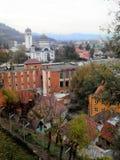 Sighisoara Rumania Fotos de archivo libres de regalías