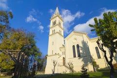 Sighisoara-St. Joseph's Roman Catholic Cathedral Stock Photography
