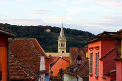 Sighisoara Royalty Free Stock Images