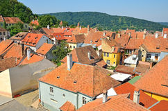 Sighisoara, Transylvania, Romania Royalty Free Stock Photography
