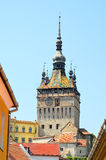 Sighisoara, Transylvania, Romania Stock Images