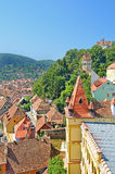 Sighisoara, Transylvania, Romania Stock Photos