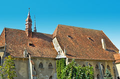 Sighisoara, Transylvania, Romania Royalty Free Stock Photo