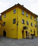 Sighisoara - Transylvania, Romania Stock Photo