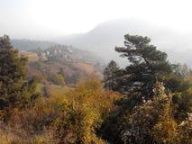 Sighisora Rumania imágenes de archivo libres de regalías