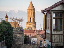 Sighnaghi Royalty Free Stock Images