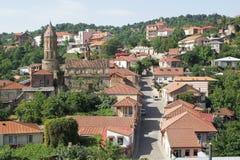 Sighnaghi, Georgia, Europe Stock Images