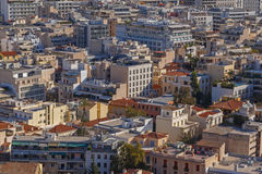 Sight of the Athens Royalty Free Stock Photography