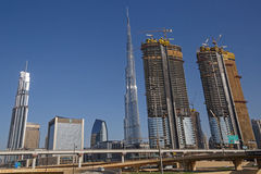 Sight of Dubai Royalty Free Stock Images