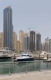 Sight of Dubai Marina Royalty Free Stock Image