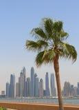 Sight of Dubai Royalty Free Stock Photo