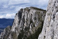 Sight on Durmitor, Curevac Royalty Free Stock Images