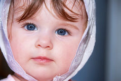 Sight Of The Baby. Royalty Free Stock Images