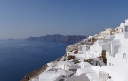Sight of Oia Stock Images