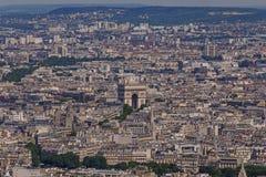 Sight of Paris Stock Photos