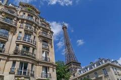 Sight of Paris Stock Image