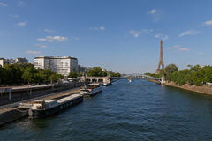 Sight of Paris Royalty Free Stock Photography