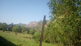 Sight seen. Srilanka small mountain near the kurunegala town whe i goin train take this snap Stock Photo