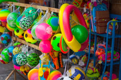 The Sights and Activities of Patong Beach Thailand Stock Images