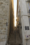 Sights of Alfama, Lisbon Royalty Free Stock Images
