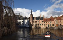 Postcards of Bruges 21 Royalty Free Stock Images