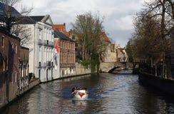 Postcards of Bruges 12 Royalty Free Stock Image