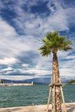 Sights of Croatia. Island Hvar. Stock Image