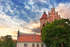 Sights of Poland. Stock Photography